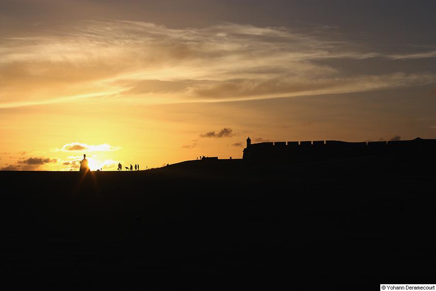 Sunsetelmorro